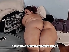 Thick Booty Mature BBW..