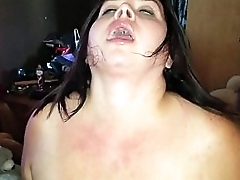 BDSM BBW Learns Her Lesson